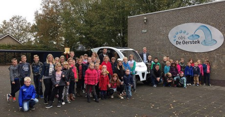 Duurzaamheidsdag op basisschool De Oerstek te Noardburgum