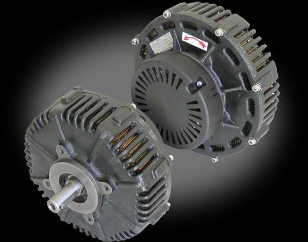 Permanent Magnet Motor >> DC Motor PMG 132 - Centrum Duurzaam