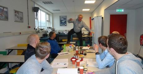 Innovatieproject Fluisterboot zoekt naar antwoord van morgen