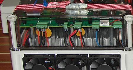 MG Solar Battery 1500