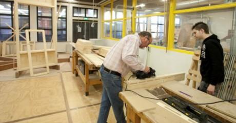 Allround Meubelmaker/(Scheeps)interieurbouwer | BOL en BBL | MBO opleidingen Friesland | ROC Friese Poort