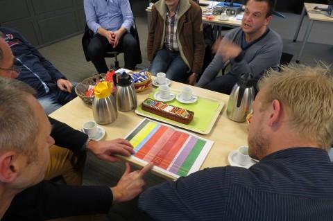 CSG Comenius op bezoek bij Centrum Duurzaam