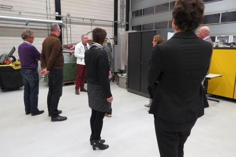 Participanten Geef te gast bij Centrum Duurzaam