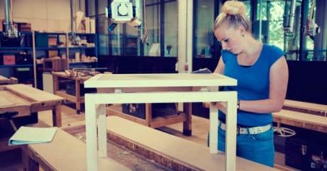 Meubelmaker/(Scheeps)interieurbouwer | BOL en BBL | MBO opleidingen Friesland | ROC Friese Poort