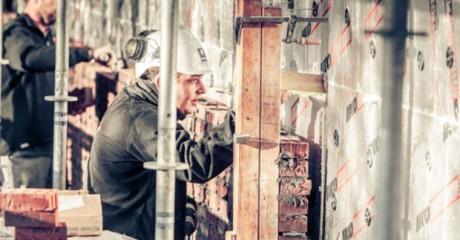 Metselaar inclusief lichte scheidingswanden |BBL | MBO opleidingen Friesland | ROC Friese Poort