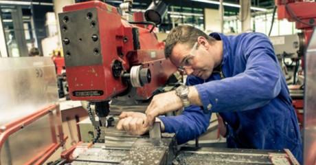 Fijnmechanisch verspaner| BOL en BBL | MBO opleidingen Friesland | ROC Friese Poort
