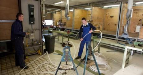 Leidinggevend Monteur Werktuigkundige Installaties| BOL en BBL | MBO opleidingen Friesland | ROC Friese Poort