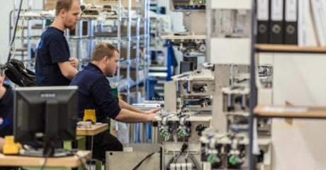 Machinebouwer| BOL en BBL | MBO opleidingen Friesland | ROC Friese Poort