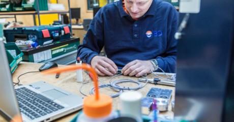 Servicemonteur werktuigbouw |BBL| MBO opleidingen Friesland | ROC Friese Poort