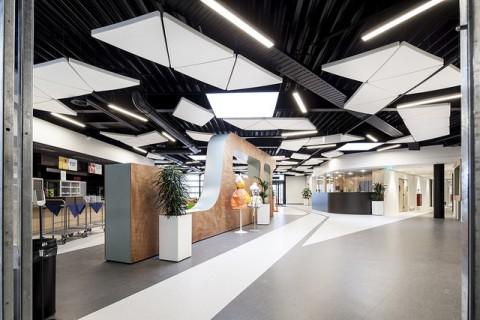 LED technologie verlichtingsbron bij Centrum Duurzaam