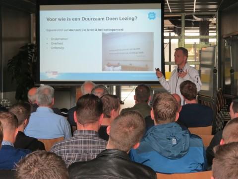 Duurzaam Doen Lezing deelt praktijkkennis over installatiecomponenten en installatieconcepten