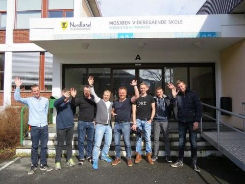 Centrum Duurzaam bezoekt Noorwegen