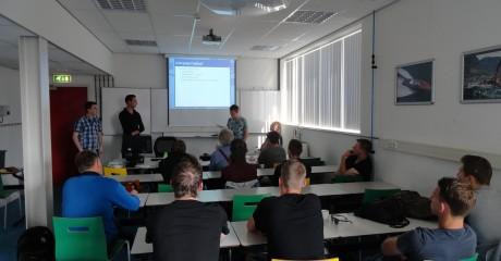 Studenten Maritieme Techniek Sneek gaan eigen versie Fluisterboot 2.0 ontwikkelen