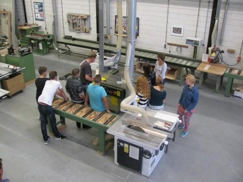Techniek allround van start op ROC Friese Poort Leeuwarden