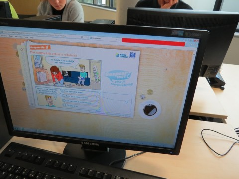 Basismodule energie voor studenten ROC Friese Poort Drachten