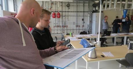 Bedrijfscursus luchtbehandeling in Duurzaam Doen Huis
