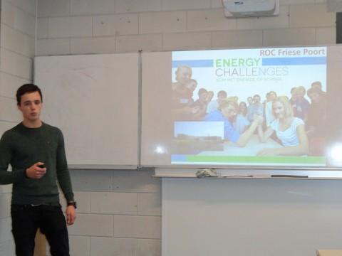 Energie onderzoek ROC Friese Poort Willaarderburen door Energy Challenges