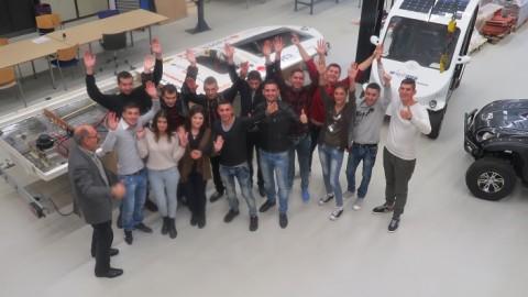 Roemeense studenten onder indruk van Centrum Duurzaam