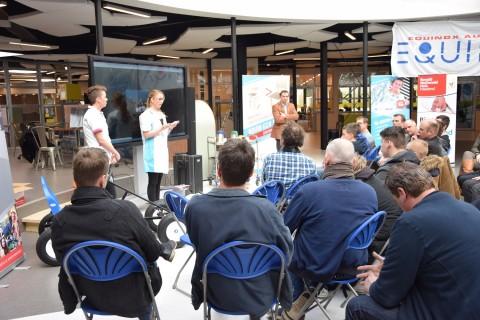 Skelterrace Friesland 2016 in teken van zorg en techniek