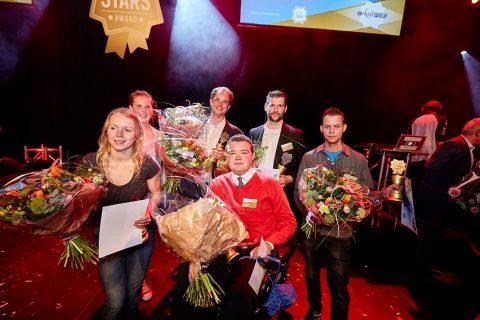 Project dynamische verlichting Centrum Duurzaam wint STAR