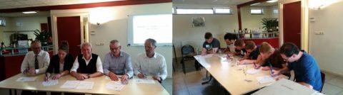 Friese Bedrijven leiden MBO studenten op voor baan in metaalbranche