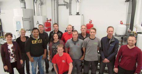 Uniek mbo scholingstraject installatiebranche Friesland