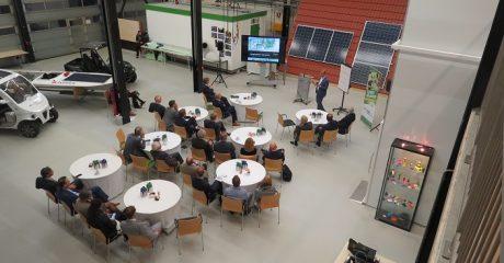 Najaar bijeenkomst Netwerk De Verbinding Leeuwarden over klimaat neutrale zuivelsector