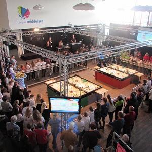 First Lego League brengt MBO, VMBO en basisonderwijs Friesland bij elkaar