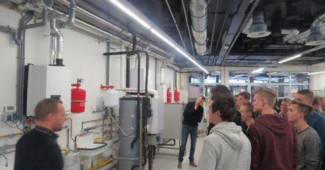 Studenten Middenkader Bouw denken na over duurzame nieuwbouw 2020