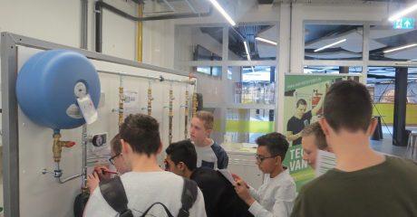 Leerlingen Comenius maken duurzame woningkeuzes in Duurzaam Doen Huis