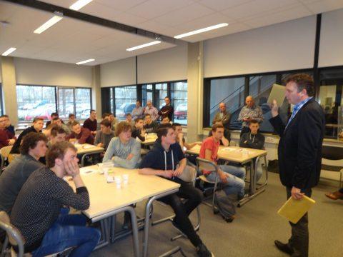 Challenge duurzaam vervoer voor studenten ROC Friese Poort Emmeloord