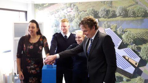 Start circulaire en energieneutrale nieuwbouw Uniformberoepen ROC Friese Poort