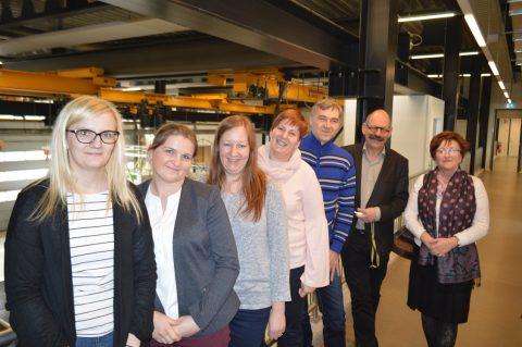 Poolse docenten bezoeken Centrum Duurzaam