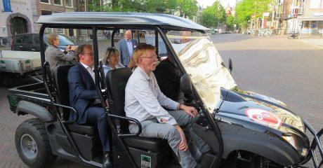 Initiatief ChristenUnie voor elektrisch vervoer in Leeuwarden