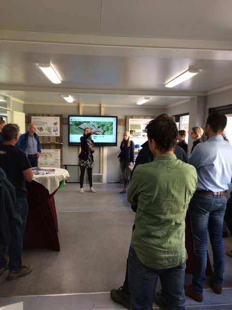 Dag van de bouw trekt bezoekers naar nieuwbouw uniformberoepen ROC Friese Poort