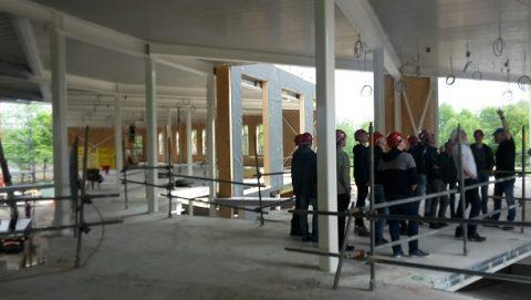 Circulair bouwen en BIM zichtbaar voor bouwstudenten bij nieuwbouw Uniformberoepen