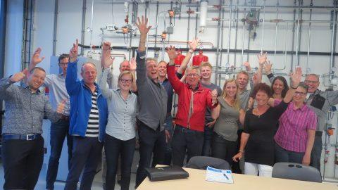 Sessie duurzame woning Ekwadraat in Duurzaam Doen Huis