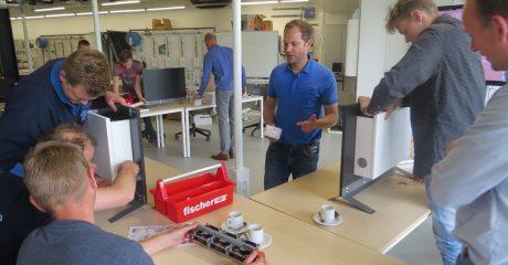 Workshop Low H2O radiatoren voor servicemonteurs duurzame installatietechniek
