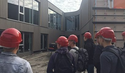 Duurzame toekomst inspiratie voor studenten ROC Friese Poort