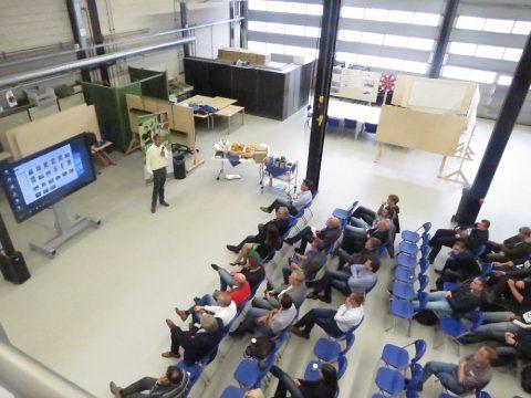 Nieuwe opzet Duurzaam Doen Lezing wil duurzaam bouwen met hennep zichtbaar maken