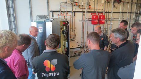 Servicescholing warmtepomp voor monteurs Feenstra in Duurzaam Doen Huis