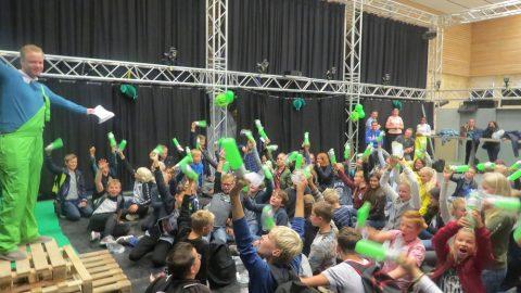 Eerste editie Friese Dag van de Duurzaamheid met bottle exchange en citysteps