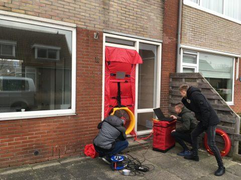 Bouwstudenten kijken met bouwkundige bril naar woningverbetering NOM ready