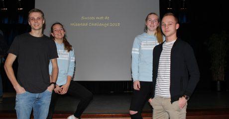 Hibertad Challenge uitdaging voor bouwstudenten ROC Friese Poort