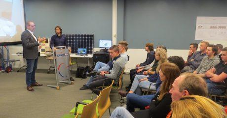 Studenten ROC Friese Poort verduurzamen bestaande woningen naar NOM ready