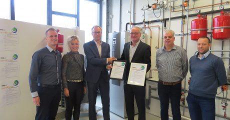ROC Primeur ROC Friese Poort met gekwalificeerde scholing warmtepompen en zonne-energie
