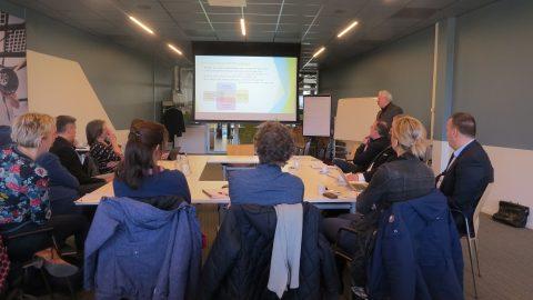 KEI brengt initiatieven gasloos bouwen in kaart bij Centrum Duurzaam
