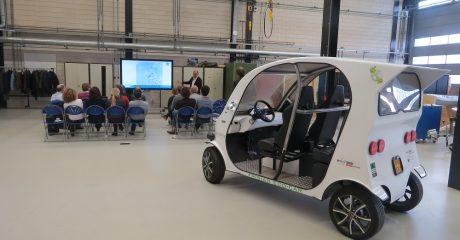 Europese REFURB partners bezoeken Centrum Duurzaam