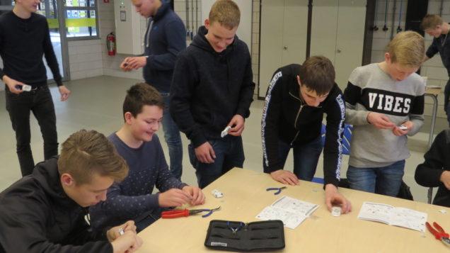 Vmbo-leerlingen ervaren opleidingsmogelijkheden bij ROC Friese Poort