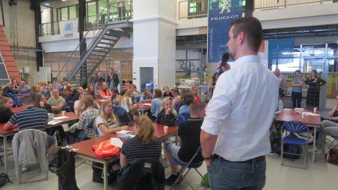 Burgerschapsdagen Dokkum bij Centrum Duurzaam met Challenge